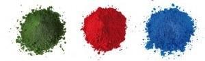Seifenfarbe pulver