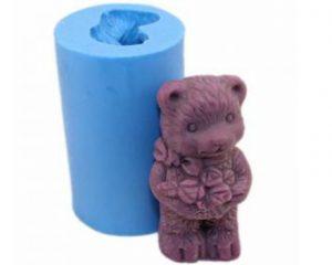 seifengießform 3D bear