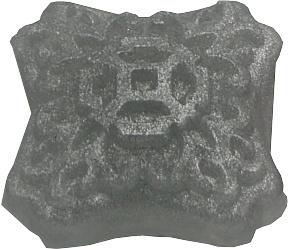Transparente Seife mit Pigment Metallic Puder